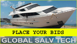 salvage boat auction