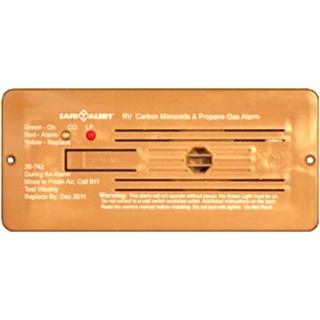 NEW DUAL CARBON MONOXIDE & PROPANE GAS ALARM MODEL: 35-742