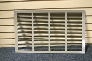 NEW RV AIR FILTER VENT COVER SIZE: 25-3/4 X 15-1/2