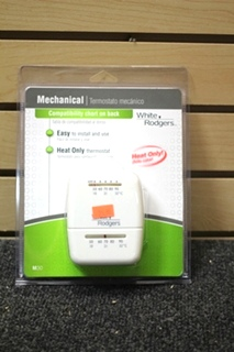 NEW WHITE RODGERS MECHANICAL THERMOSTAT MODEL: M30