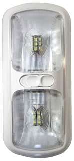 NEW ARCON BRIGHT WHITE DOUBLE LED LIGHT W/ OPTIC LENS PN: 20670