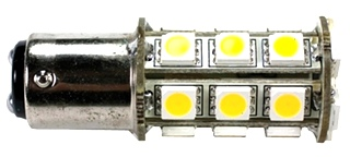 NEW RV/MOTORHOME ARCON 12V SOFT WHITE 24 LED REPLACEMENT BULB PN 50773
