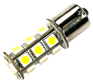 NEW RV/MOTORHOME ARCON 12V SOFT WHITE 18 LED REPLACEMENT BULB PN 50369
