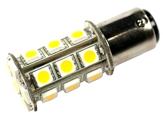 NEW RV/MOTORHOME ARCON 12V SOFT WHITE 24 LED REPLACEMENT BULB PN 50492