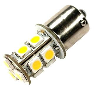 NEW RV/MOTORHOME ARCON 12V SOFT WHITE 13 LED REPLACEMENT BULB PN 50455
