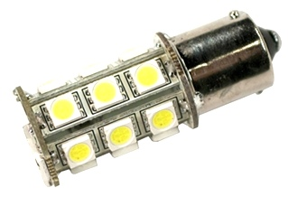 NEW RV/MOTORTHOME ARCON BRIGHT WHITE 12V 18-LED BULB PN: 50373