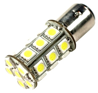 NEW RV/MOTORTHOME ARCON BRIGHT WHITE 12V 24-LED BULB PN: 50725