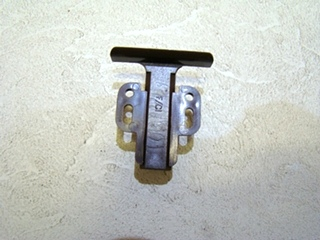 SET OF 10 BROWN RV/MOTORHOME HINGE PIECES