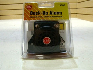 NEW RV OR HOME PM COMPACT BACK UP ALARM