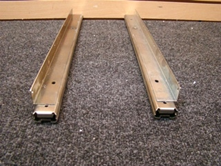 NEW RV OR HOME DRAWER TRACKS SIZE: 26
