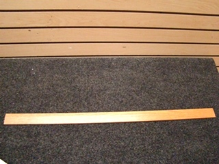 NEW RV/MOTORHOME OAK DOOR TRIM 30 X 1 1/2