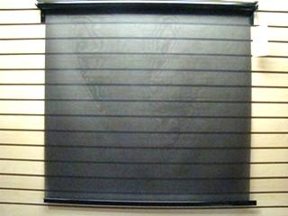 USED RV/MOTORHOME CAREFREE BLACK PULL DOWN SUNSHADE 40