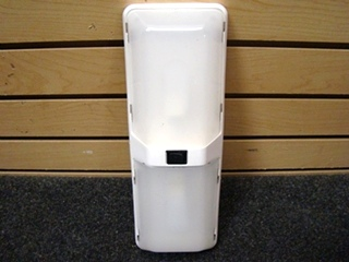 USED RV/MOTORHOME WHITE DOME LIGHT PANEL (CLOUDY LENS) FOR SALE