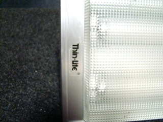 USED RV/MOTORHOME THIN-LITE CEILING MOUNT LIGHT (30 WATT)