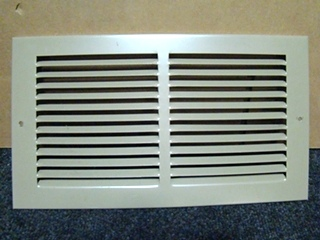 USED RV/MOTORHOME TAN RETURN VENT COVER FOR SALE