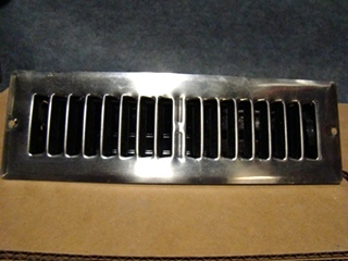 USED RV/MOTORHOME CHROME FLOOR VENT FOR SALE