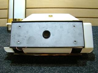 USED RV/MOTORHOME 3 PIECE INTERIOR LIGHT SET (GOLD/WHITE)
