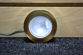 USED GOLD INTERIOR LIGHT RV MOTORHOME PARTS FOR SALE