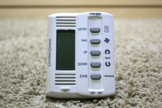 USED DUO-THERM COMFORT CONTROL 5 BUTTON THERMOSTAT FOR SALE