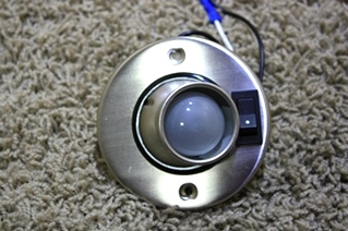 USED SWIVEL READING LIGHT WITH SWITCH FOR SALE