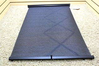 USED RV MANUAL PRIVACY SHADE 24 INCH X 36 INCH FOR SALE