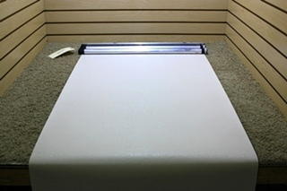 USED RV MCD ENTRY DOOR MANUAL DUO DAY/NIGHT SHADE 21606690.13P FOR SALE
