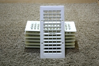 USED SET OF 7 RV CEILING VENTS MOTORHOME PARTS FOR SALE