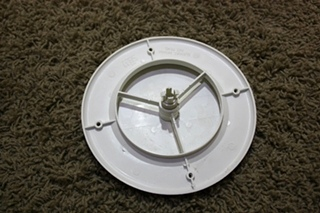 USED SET OF 6 ROUND CEILING VENT COVERS FOR SALE