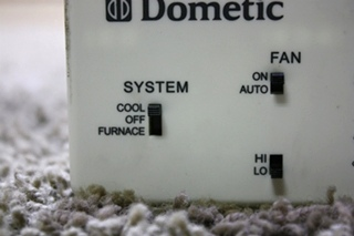 USED DOMETIC 3106995.032 THERMOSTAT MOTORHOME PARTS FOR SALE