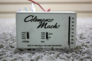 USED MOTORHOME COLEMAN-MACH 7330D335 THERMOSTAT FOR SALE