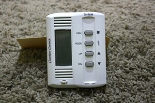 USED 4 BUTTON COMFORT CONTROL DUO-THERM BY DOMETIC THERMOSTAT 3106463.007 RV PARTS FOR SALE