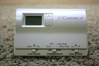 USED RVCOMFORT.HP THERMOSTAT MOTORHOME PARTS FOR SALE