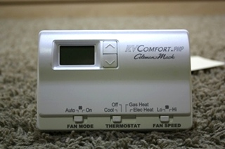 USED RV COLEMAN-MACH RVCOMFORT.PHP 6536A335 THERMOSTAT FOR SALE