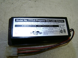 USED RV LP GAS DETECTOR MODEL NO.7773.0 FOR SALE