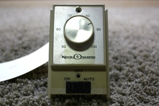USED MOTORHOME KOOL-O-MATIC TD113 THERMOSTAT FOR SALE