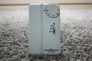 USED KOOL-O-MATIC RV WALL THERMOSTAT FOR SALE
