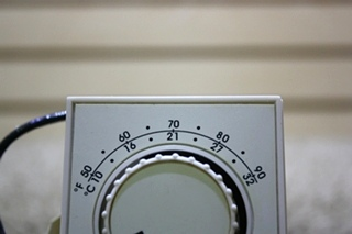 USED MOTORHOME WALL THERMOSTAT FOR SALE