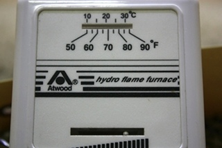 USED ATWOOD HYDRO FLAME FURNACE THERMOSTAT RV PARTS FOR SALE