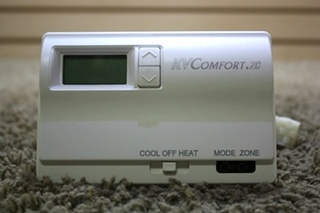 USED MOTORHOME RVCOMFORT.ZC AM7812H THERMOSTAT FOR SALE