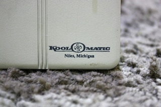 USED KOOL-O-MATIC THERMOSTAT RV PARTS FOR SALE