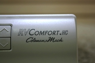 USED RV COLEMAN-MACH RVCOMFORT.HC AM7855 THERMOSTAT FOR SALE