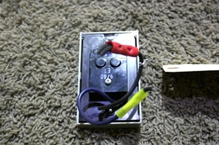 USED RV WHITE-RODGERS WALL THERMOSTAT FOR SALE