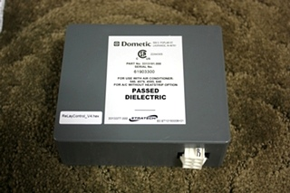 RV Interiors NEW DOMETIC 3313189 000 CONTROL WITH SINGLE