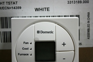 NEW DOMETIC 3313189.000 CONTROL WITH SINGLE ZONE LCD THERMOSTAT UPGRADE KIT RV PARTS FOR SALE