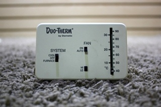 USED MOTORHOME DUO-THERM BY DOMETIC WALL THERMOSTAT 3107612.008 FOR SALE