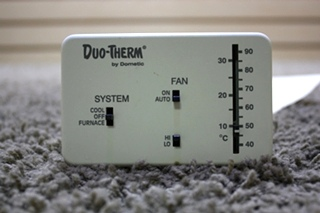 USED MOTORHOME 3107612.008 DUO-THERM BY DOMETIC THERMOSTAT FOR SALE