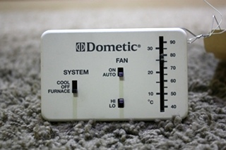 USED 3107610.002 DOMETIC THERMOSTAT RV PARTS FOR SALE