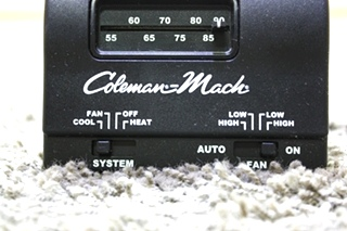USED RV COLEMAN-MACH AR7815 THERMOSTAT FOR SALE