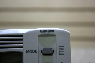 USED RV DUO-THERM BY DOMETIC COMFORT CONTROL 5 BUTTON THERMOSTAT FOR SALE