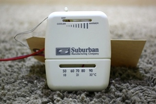 USED MOTORHOME SUBURBAN WALL THERMOSTAT FOR SALE